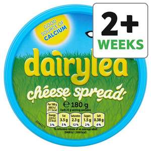 Dairylea Cheese Triangles 125g 8 pack - £1 at Tesco/Iceland (40p after cashback with TCB)