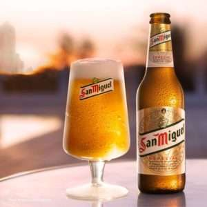San Miguel 12 x 330ml bottles £7 (£1.77L)- MORRISONS - 5% volume - In Store and Online