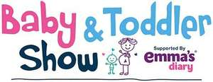 1/3 off baby and toddler show tickets with code