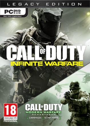 Call of Duty: Infinite Warfare - Legacy Edition (PC) £6.85 @ Shopto