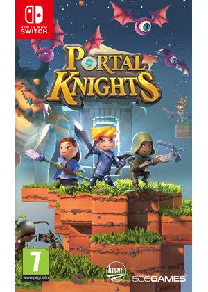 Portal Knights - Nintendo Switch - Base.com - £19.85