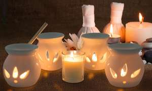 Oil Set or Oil Burner with Oil Set (Prices £1.99 to £4.99) + £1.99 del @ Groupon