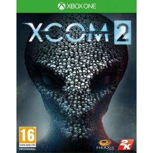 XCOM 2 Xbox One £9.99 @ The game collection