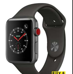 Apple watch series 3 42mm cellular £363 delivered with BNPL code @ Very