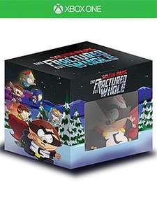 South Park: The Fractured But Whole - Collector's Edition Xbox One £34.99  @ GAME