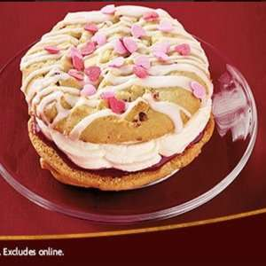 Valentines Cookie pie with fresh cream and jam £1.20 @ Morrisons instore