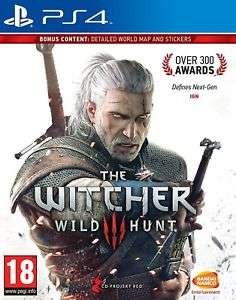 The Witcher 3: Wild Hunt (PS4) £9.99 Delivered (Like New) @ Boomerang via eBay