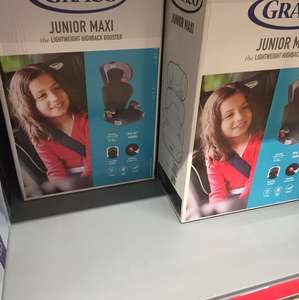 Graco Junior Maxi car seat £9 @ Asda instore