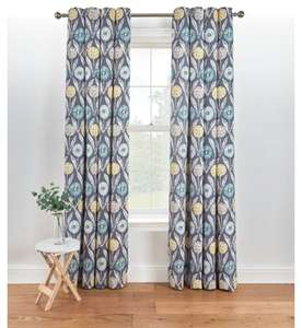 Online Exclusive - Extra 20% Off Curtains + Free Click & Collect at Asda George