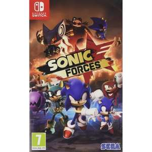[Nintendo Switch] Sonic Forces - £19.95 - TheGameCollection
