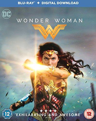 Wonder Woman Blu-Ray £7.99 (3D Blu-Ray £10.49) @ Coolshop