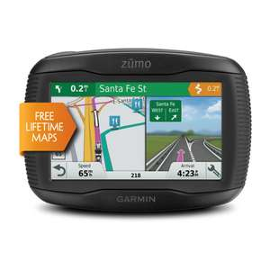 Motorcycle sat nav £288 @ M&P