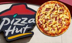50% off pizzas when you spend £20 at Pizza Hut Delivery