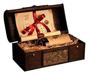 Pirates grog 5 year gift chest 70cl £64.90 delivered @ amazon / 31DOVER Next Day Delivery