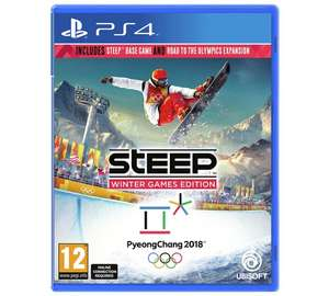 Steep Olympic Winter Games Ps4 / Xbox £23.99 @ Argos