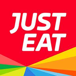 Just Eat: Get 50% off when you order by card (Account specific)