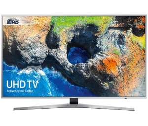 Samsung UE49MU6400 49 inch 4K Ultra HD Smart HDR LED TV TVPlus  Refurbished item but branded £475 @ Richer Sounds