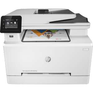 HP LASER PRINTER/SCANNER/FAX  10% off with code £224.99 (£124.99 after cashback) @ Currys