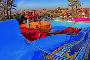 Fancy a cheeky break? 3 night 4* All-Inclusive Marrakech Break & Flights 119pp @ wowcher (from Super Escapes Travel)