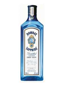 Bombay Sapphire Gin 1L £20.00 Sainsbury's in store & online