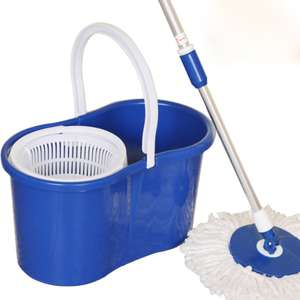 Flash mop and bucket on sale at asda buckets £1.50 and mops from £1