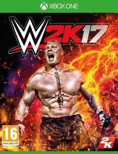 WWE 2K17 (Xbox One) £9.99 Delivered @ Coolshop