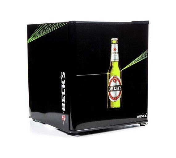 Husky Becks beer fridge was £149.99 now £93.99 @ Argos