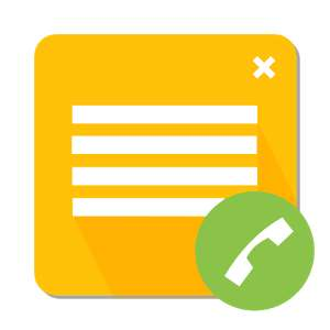 Call Notes Pro - check out who is calling App was £2.90 now FREE @ Google Play