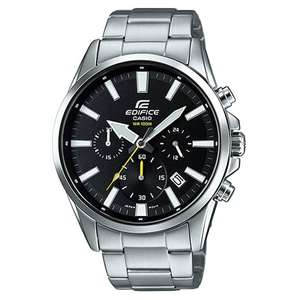 Casio Edifice Men's Quartz Chronograph – EFV-510D-1AVUEF £49.14 @ Amazon