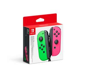 Nintendo Switch Joy Con Controllers £5 off and Free Charging Dock £64.99 @ Tesco