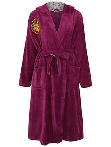 Harry Potter ladies dressing gown size M only,low stock was £20 now £10 @ asdageorge
