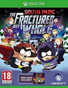 South Park: The Fractured But Whole [Xbox One] £17.87 (Prime) £19.86 (non-Prime) at Amazon