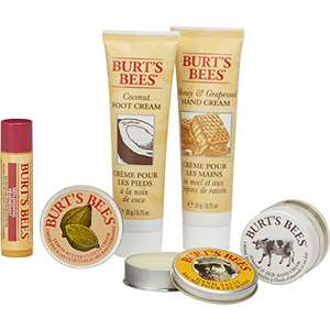 Burt's Bees Tips and Toes Kit £8.71 Prime / £12.70 Non Prime / £8.27 S+S @ Amazon
