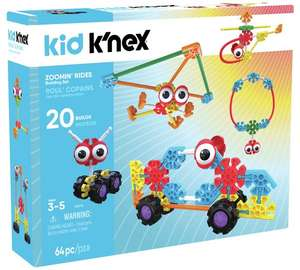 K*Nex Zoomin' rides building set was £24.99 now £14.99 @ argos
