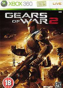 (Used) Gears Of War 2 - Xbox 360 / Xbox One £0.99 delivered @ eBay (game_outlet)