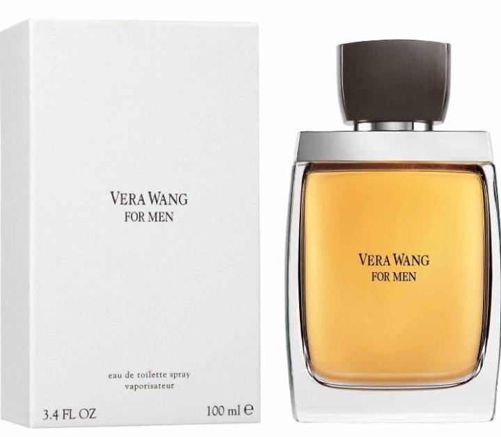Vera Wang Eau de Toilette for Men 100ml - Valentines Gift £17.49 Prime / £21.48 Non Prime @ Amazon