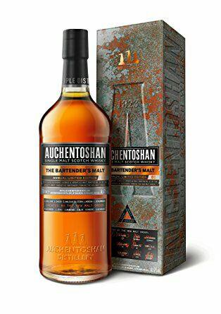 Auchentoshan The Bartender's Malt Annual Limited Edition Whisky £34.90 (DOTD) @ Amazon