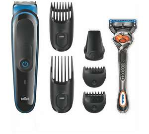 Half Price Braun 7-in-1 Multi Grooming Kit MGK3045by Braun £24.99 @ Argos