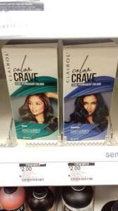 Colour crave £2 instore at Boots gallowtree gate leicester