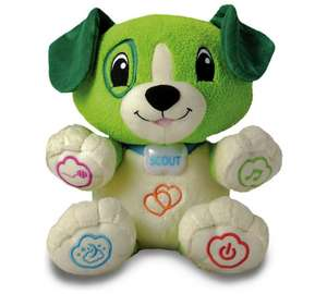 Leapfrog my pal scout - green was £23.99 now £14.99 @ argos
