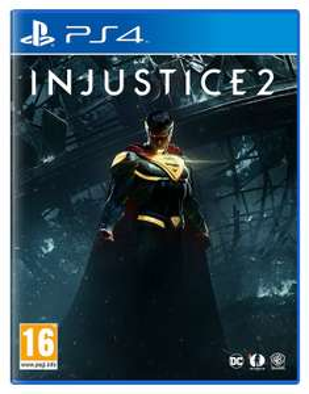 [PS4] Injustice 2 - £13.93 (As New) - Amazon/Boomerang Rentals