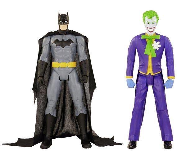 "20"" Batman & Joker twin pack was £49.99 FURTHER reduced now £18.99 @ argos"