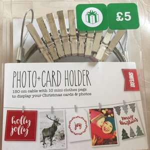 Photo+Card Holder - 50p instore @ Boots (Brent Cross)