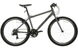 Carrera Axle hybrid bike. £180 (was £330, was £198, now save £150).  Men's and women's available in a range of sizes at Halfords.