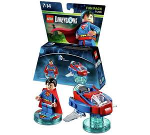 Various Lego Dimensions Fun Packs - £5.99 @ Argos... and Amazon