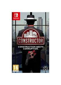 Constructor Plus SWITCH £26.85 @ Base (Pre-order)