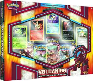 Pokemon Volcanion Mythical Collection - £12 Prime / £15.99 non Prime @ Amazon