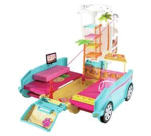 Barbie ultimate puppy mobile & 4 puppies was £49.99 now £29.99 @ argos