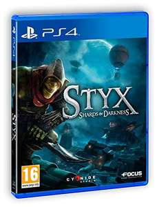 Styx: Shards of Darkness (PS4/Xbox One) £9.99 (Prime) £11.98 (Non-Prime) Delivered @ Sold by onlinenewshop and Fulfilled by Amazon