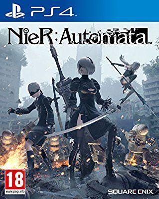 Nier Automata PS4 on Amazon - £24.99 (pre-order)